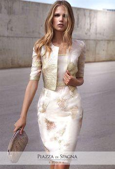 Per le donne che hanno gusti esigenti, #MariaCoca è il brand ideale. Guardare per credere ---> http://www.piazzadispagnasposi.it/collezioni/cerimonia-donna/maria-coca/