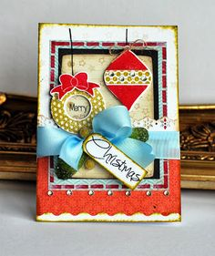 Daring Cardmakers: October Colours Sponsored by Docrafts