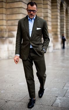 MY STYLE ICON- George Cortina   Mark D. Sikes: Chic People, Glamorous Places, Stylish Things