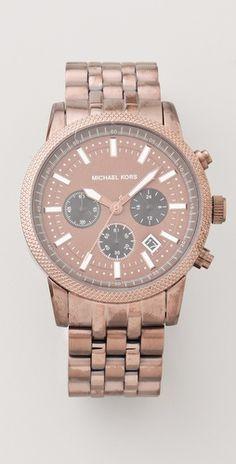 Michael Kors  Scout Chronograph Watch  Style #:MKWAT40082  $250.00