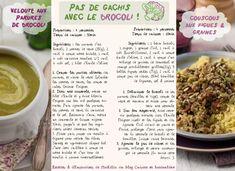 brocoli recette