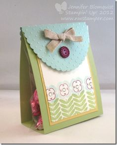 Adorable Easter Class Projects, Punch Art, & a Blog Hop! | Northwest Stamper