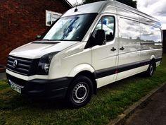 Britannic Bi-fold Company has a new shiny fitting van!