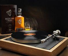 The Exclusive Linn Sondek LP12 Delivers Enjoyable Background Music