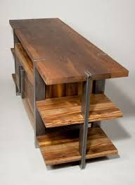 Image result for reclaimed wood entertainment center