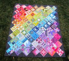 Tula Pink's City Sampler Quilt