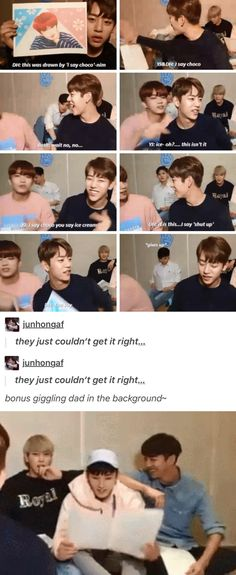 When DaeJae can't remember their song | B.A.P