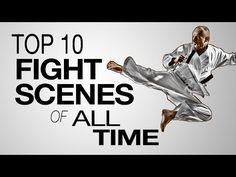 Top 10 Movie Fight Scenes - CINEFIX
