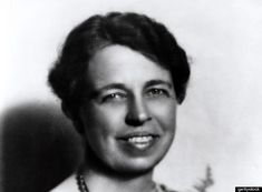 """A young Eleanor Roosevelt - """"Do one thing every day that scares you."""" ~ My lodestar - Eleanor Roosevelt - who was no stranger to anxiety and overcoming fears. I have so many quotes of hers - one of the wisest women of any generation. Citations Eleanor Roosevelt, Eleanor Roosevelt Quotes, Inspirer Les Gens, Declaration Of Human Rights, Historical Women, Historical Photos, Eastern Star, Famous Last Words, Great Women"""