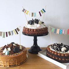 • Chocotorta Birthday, Brownie Birthday y Oreo madness Birthday • Pedidos y consultas contacto@kekukis.com.ar #chocotorta #brownie #oreo #cake #kekukis #birthday