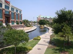 Bricktown, Oklahoma City, OK