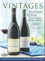 Aug. 18 LCBO Wine Picks: 2010 Rhône + Pacific Northwest