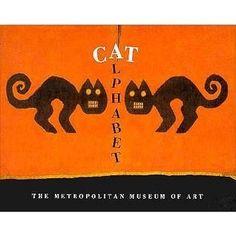 Cat Alphabet by The Metropolitan Museum of Art - Review Reading Art, Alphabet Book, 16th Century, Metropolitan Museum, Superhero Logos, Good Books, Art Pieces, Statue, Cats