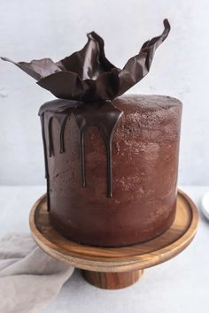 Chocolate Cakes, Vegan Chocolate, Easy Meals, Baking, Desserts, Food, Tailgate Desserts, Deserts, Bakken