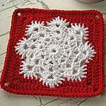 Crochet Afghan New FREE Crochet Granny Square Patterns - New FREE Crochet Granny Square Patterns Granny Squares are a Crochet staple and can be used for so many projects, although blankets are my favorite. I have seen many fabulous purses, amigurumi , pi… Crochet Motifs, Christmas Crochet Patterns, Holiday Crochet, Crochet Blocks, Granny Square Crochet Pattern, Crochet Snowflakes, Crochet Squares, Crochet Stitches, Granny Square Afghan
