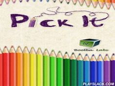 Pick It  Android Game - playslack.com , Pick It - an extraordinary time person. gather all pencils to clear the table. But remember, if you don't touch a pencil correctly, there will be ten others. It is essential to activity quickly, but accurate.
