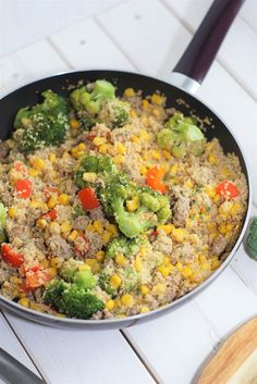 Couscous, Paella, Fried Rice, Fries, Low Carb, Beef, Ethnic Recipes, Food, Freundlich