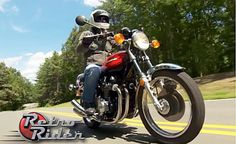 Retro Rider Vintage Bike Video Series