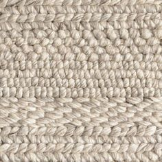 Tapis 100% laine tissé main beige Irish Toulemonde Bochart
