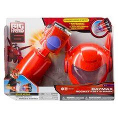 Big Hero 6 Baymax Rocket Fist & Mask