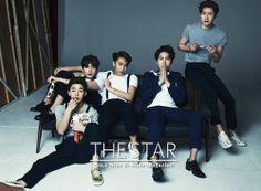 Super Junior-M Turn into Dandy Gentlemen.  #superjunirom #sujum #dandygentlemen #sjm #swing #suju #kpopalbum #sujualbum