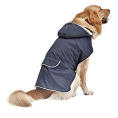 4 Pets Dog Clothes Pet Coat Large Dog Apparel Removable Hoodies Back Pocket and Reflective Design *** Check out the image by visiting the link. (This is an affiliate link) Dog Vest, Dog Jacket, Dog Hoodie, Cold Weather Dogs, French Bulldog Mix, Outdoor Coats, Pet Dogs, Pets, Puppy Clothes