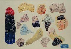 Walter Battiss - Fragments