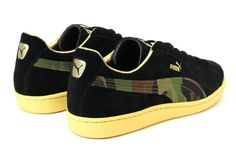 KICKS LAB X PUMA FIRST ROUND LOW MADE IN JAPAN