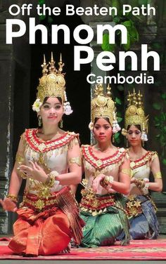 3 Off The Beaten Path Things To Do in Phnom Penh Cambodia - Intentional Travelers Cambodia Travel, Vietnam Travel, Asia Travel, Food Travel, Stuff To Do, Things To Do, Singapore Travel, Thinking Day, Phnom Penh