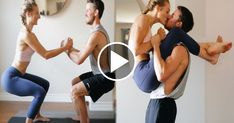 Watch submit and share the latest gym exercise fitness lifestyle and healthy food videos on FIT LIFE VIDEO website Yoga Routine, Couples Workout Routine, Night Routine, Workout Routines, Hip Hop Workout, Workout Music, Workout Humor, Kids Workout, Killer Workouts