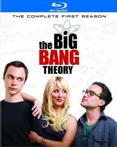 The Big Bang Theory - Season 1 (Blu-ray-film) - Lägsta pris 299:-