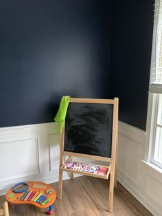 This strong midnight blue hue is dark and alluring like an infinite, moonlit sky. Best Blue Paint Colors, Best Wall Colors, Most Popular Paint Colors, Kitchen Paint Colors, Bedroom Paint Colors, Paint Colors For Living Room, Midnight Blue Color, Midnight Blue Bedroom, Blue And Copper Living Room