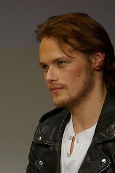 Sam Heughan @ Outlander Fan Gathering LA.