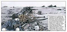Tardi busca la guerra en los detalles