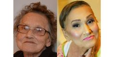 Watch A Makeup Artist Transform Her 80-Year-Old Grandmother Into 'Glam-Ma'