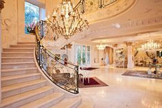 beautiful french style foyers | Cool or Fool: Bel Air - Home Bunch - An Interior Design & Luxury Homes ...