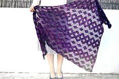 Ravelry: Ultravioleta pattern by Elena Fedotova
