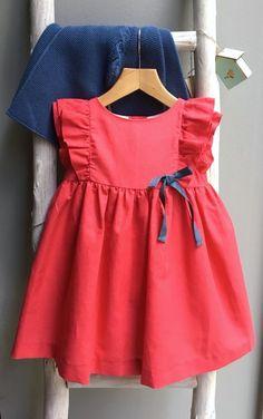 c94debdc5 Vestido Baby Fresón FINA EJERIQUE de POMPON MODA INFANTIL en GIJON,  Asturias. Consulte nuestro catálogo de venta