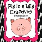 Add a little fun to your Reading Street lessons. Let your firsties create! In this unit your students will make a pig in a wig craftivity along with completing a Somebody Wanted But So graphic organizer. $1.50