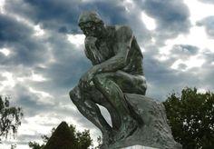 Rodin; Ganditorul, Foto: g1b2i3.wordpress.com
