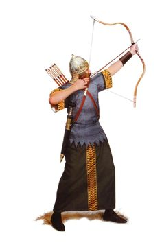 Лучник вспомогательных войск, начало II века н.э.