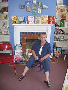 Margie MacMillan, Owner Granny Bates Books, St. John's, Nfld.