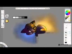 Autodesk SketchBook v7 (Desktop): Expanded Blending Modes in the all-new SketchBook Pro – Autodesk SketchBook