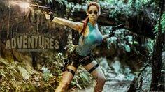 Bianca Croft's Adventures – Exotic Latex Cosplay