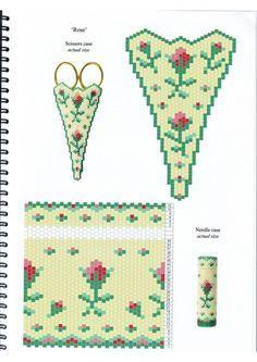 Afbeeldingsresultaat voor beth murr needle case pattern