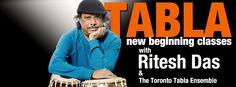 Tabla classes in Toronto and Brampton. Dance Art, New Beginnings, Toronto, Sign, Music, Musica, Musik, Signs, Muziek