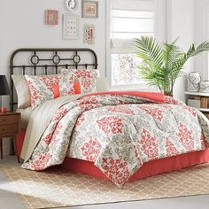 http://www.phomz.com/category/Xl-Twin-Comforter/ Tanzia Twin XL Comforter Set – College Ave Designer Series