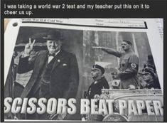 28 Teachers Who Trolled The Shit Out Of Their Students - Funny Gallery