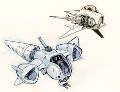 Concept Ships, Game Concept Art, Spaceship Design, Prop Design, Transportation Design, Spaceships, Conception, Cyberpunk, Futuristic