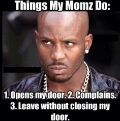 Things our Mum does